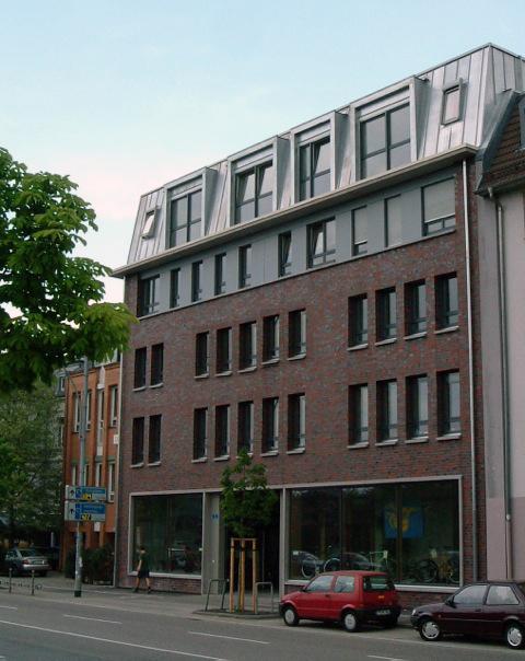 Spechtpassage – Freiburg