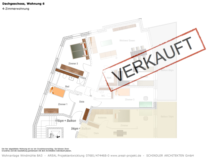 "Bleichacker – ""Windmühle"" Waldkirch – BA III"